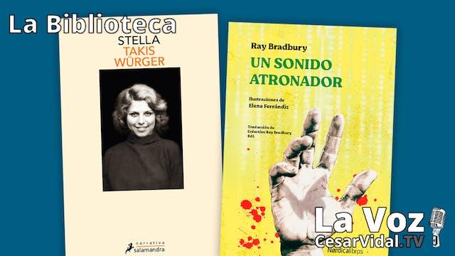 """""""Stella"""" y """"Un sonido aterrador"""" - 17..."""