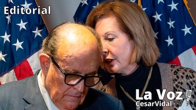 Elecciones USA: La lucha legal continúa - 27/11/20
