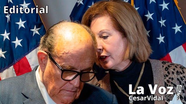 Elecciones USA: La lucha legal contin...