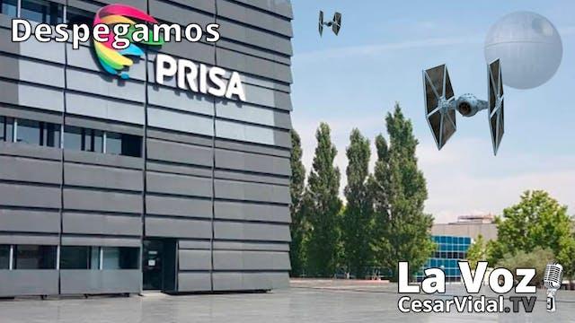 Terremoto en el Grupo Prisa y el timo...