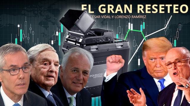 """Fraude electoral en EEUU y """"great reset"""", la investigación definitiva - 21/11/20"""