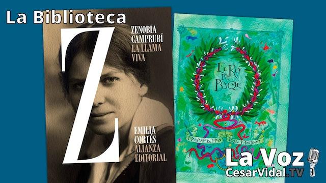 """""""Zenobia Camprubí. La llama viva"""" y """"El rey del bosque"""" - 08/10/20"""