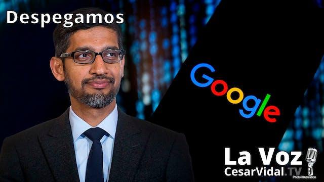 Trump declara la guerra a Google y ll...