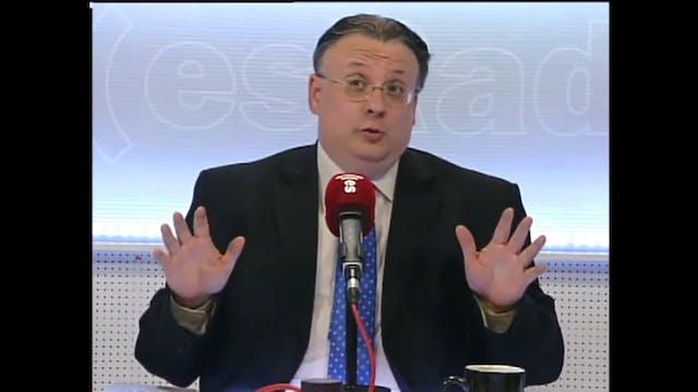 El relato de César Vidal lunes - 27 0...