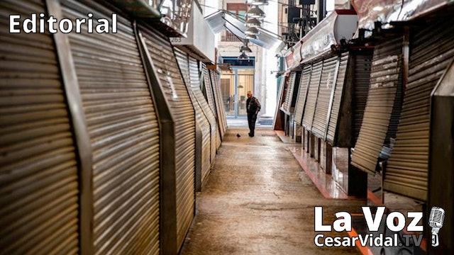 Los inversores huyen de Cataluña - 18/02/21