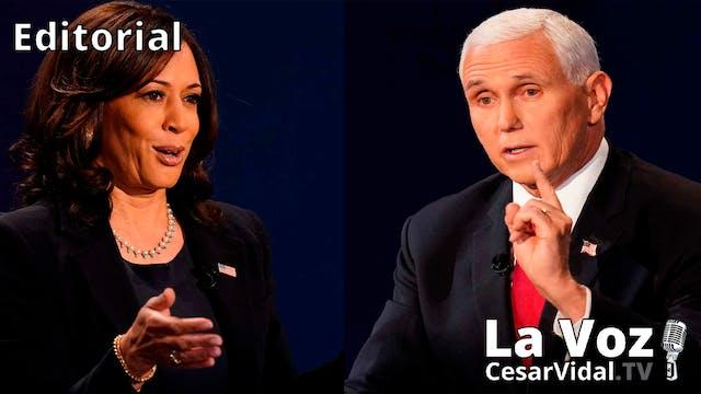 El debate vicepresidencial - 08/10/20