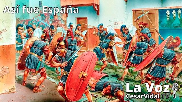 Hispania y la agonía de la república: Sertorio - 12/04/21