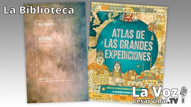 """""""Otoño"""" y """"Atlas de las Grandes Expediciones"""" - 14/01/21"""