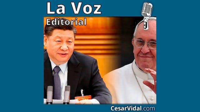 Lo que China paga al Vaticano - 07/07/20