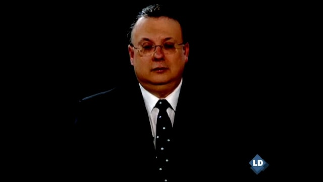 El relato de César Vidal martes - 26 04 11