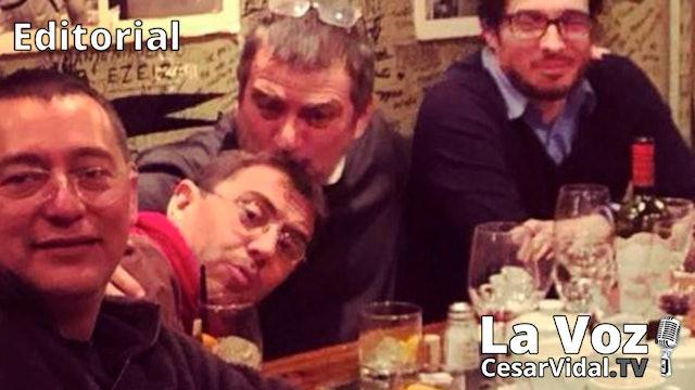 Podemos: Traidores a sueldo de dictaduras - 16/09/20