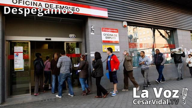 El ERE del Santander, el paro se dispara y subida de todos los impuestos
