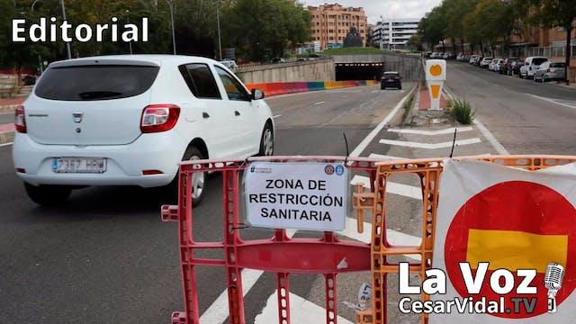 Madrid condenada al confinamiento - 0...