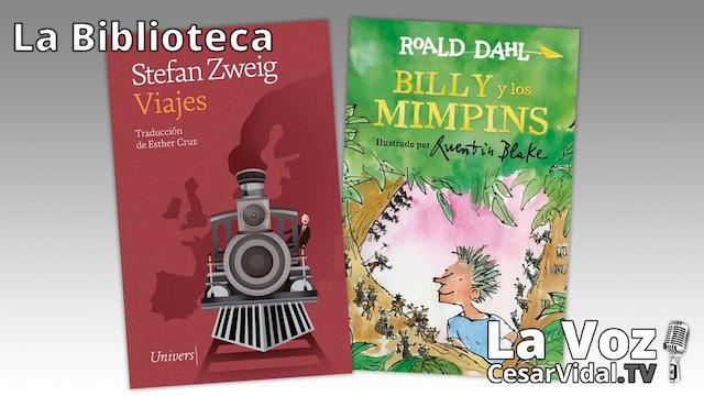 """""""Viajes. Una selección"""" y """"Billy y los Mimpins"""" - 21/01/21"""
