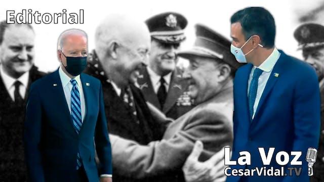 De Franco a Pedro Sánchez - 16/06/21
