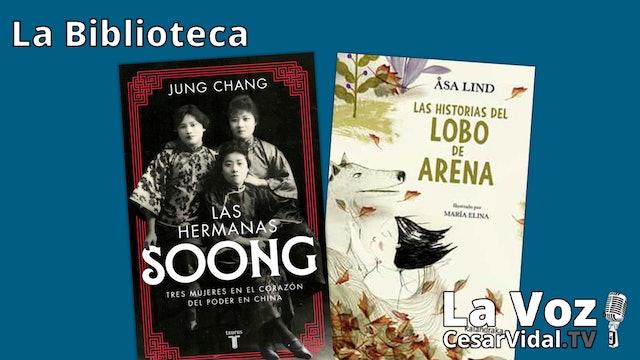 """""""Las hermanas Soong"""" y """"Las historias del Lobo de Arena"""" - 15/10/20"""