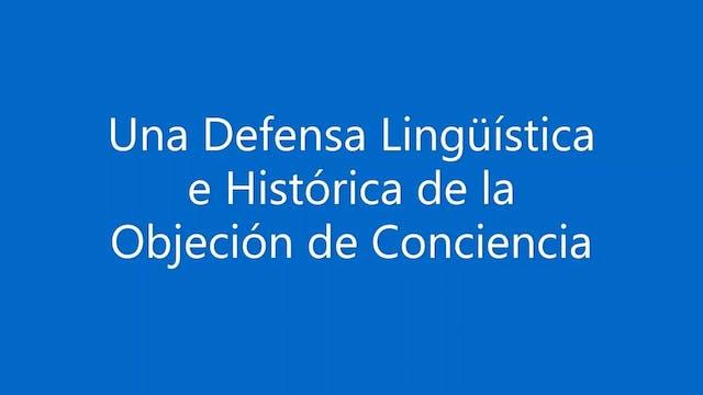Defensa Lingüística e Histórica de la...