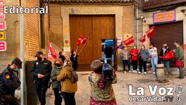 Las valientes limpiadoras y la Agencia Tributaria - 21/10/20
