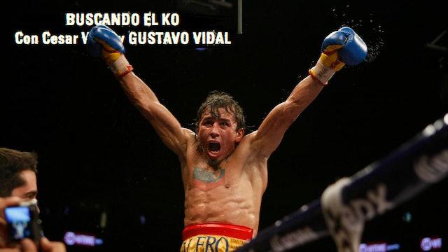 """El púgil maldito... Edwin """"El inca"""" Valero - 11/09/21"""
