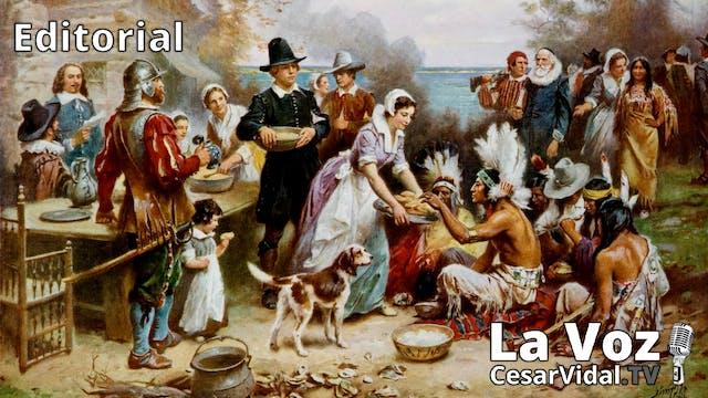 Feliz Acción de Gracias - 26/11/20