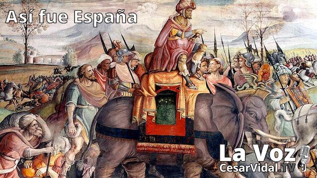 Anibal a la conquista de Hispania - 11/01/21