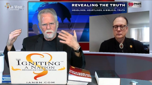 Cesar Vidal & Rabbi Walker discuss his book A Changing World - 06/10/2020