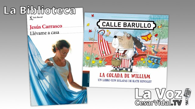 """""""Llévame a casa"""" y """"Calle Barullo"""" - 18/03/21"""