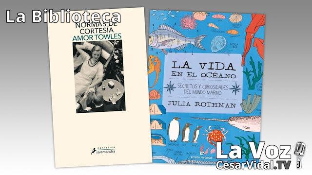 'Normas de cortesía' y 'La vida en el océano' - 29/04/21