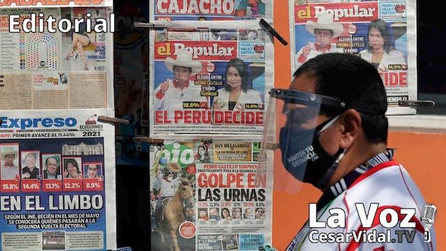La encrucijada de Perú - 14/04/21