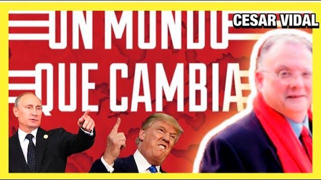 Colin Rivas entrevista a César Vidal:...