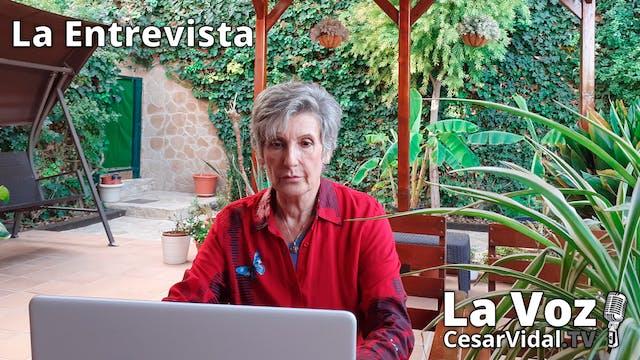 Entrevista a María José Martínez Alba...