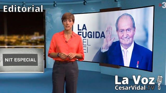 TV3 contra la Monarquía - 22/09/20