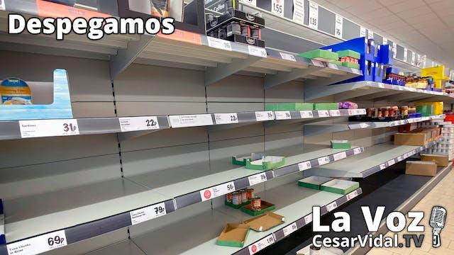 Blackrock invade China, supermercados...