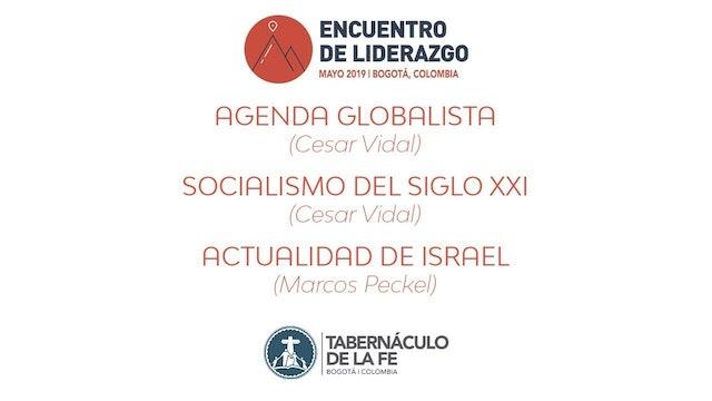 La Agenda Globalista y el Socialismo del Siglo XXI - 25/05/2019