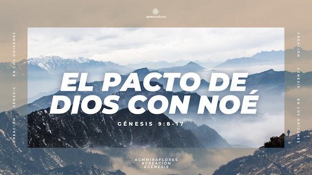 Pacto de Dios con Noé