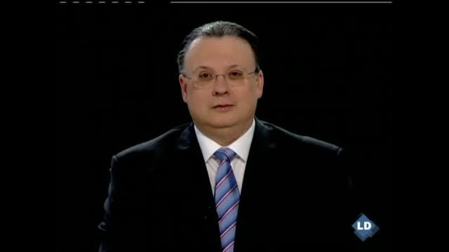 El relato de César Vidal, martes - 01...