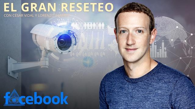 Facebook: instrumento militar para el control social y la agenda globalista