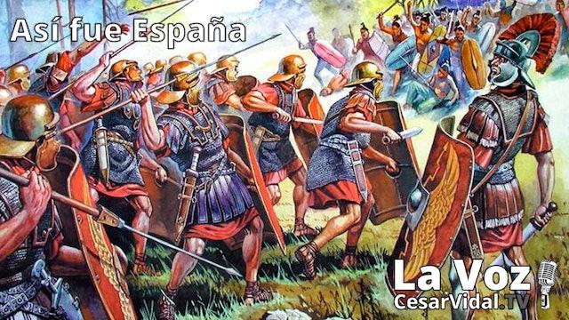 Hispania se rebela contra Roma - 15/02/21