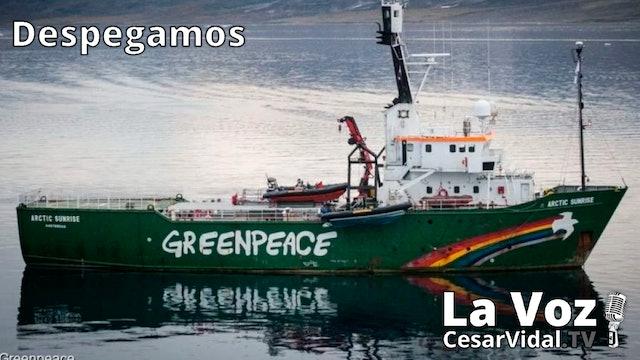El retorno de SuperMario, Greenpeace vende energía sucia y pérdidas dl Santander