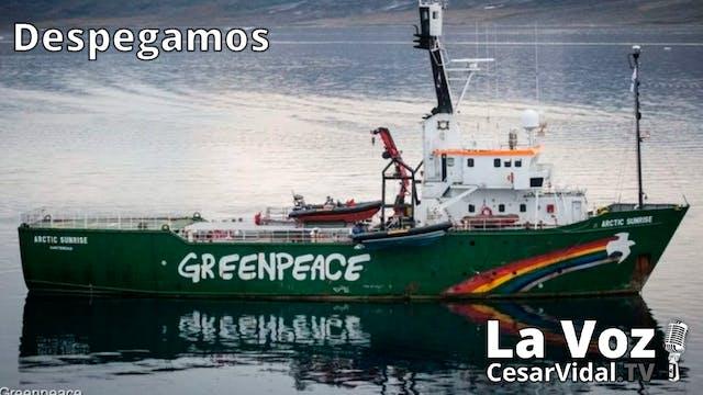 El retorno de SuperMario, Greenpeace ...