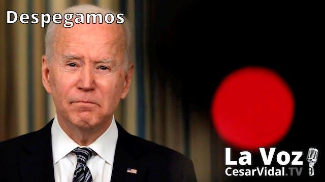 Biden saca el hacha y Carlos Torres n...