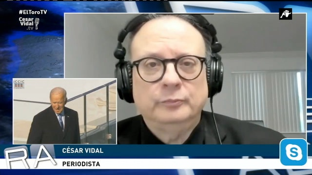 Julio Ariza entrevista a César Vidal en el Toro TV - 02/02/2021