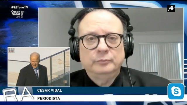 Julio Ariza entrevista a César Vidal ...