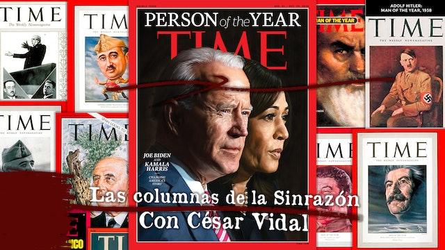 La revista Time y el hombre del año - 13/12/20