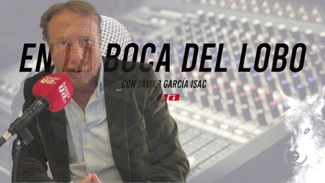 Javier García Isac entrevista a César...