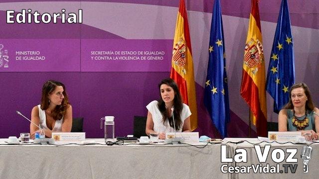 Los asesores de Podemos en el Ministerio de Igualdad - 02/03/21