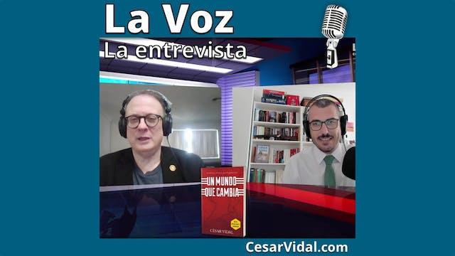 Entrevista a César Vidal: Un mundo qu...