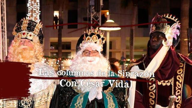 Tres Reyes Magos y un miserable - 06/...