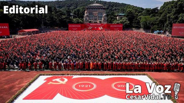 100 años del partido comunista chino - 06/07/21