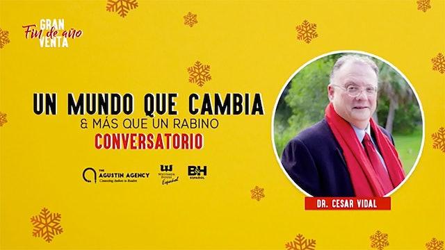 Librería Maranatha entrevista a César Vidal - 21/12/20